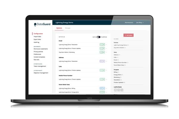 Dataguard-dashboard-k